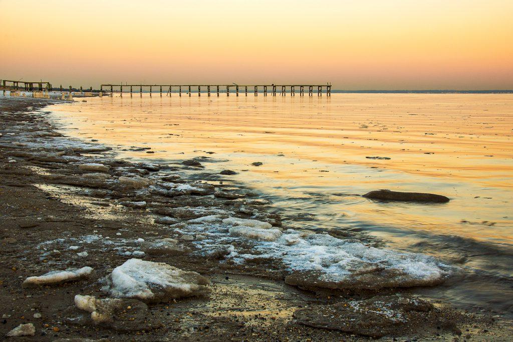 Sunrise at Bayshore Waterfront II