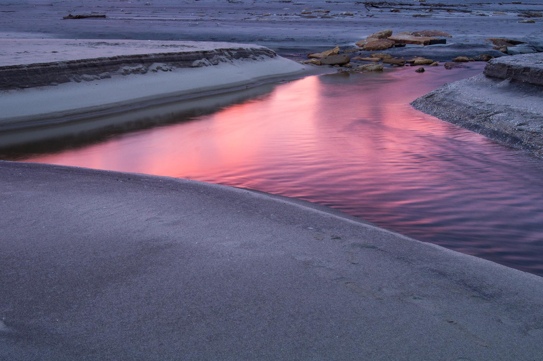 Tidal Pool Reflections