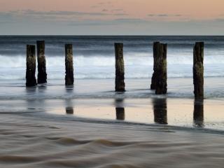 Pillars in the Atlantic