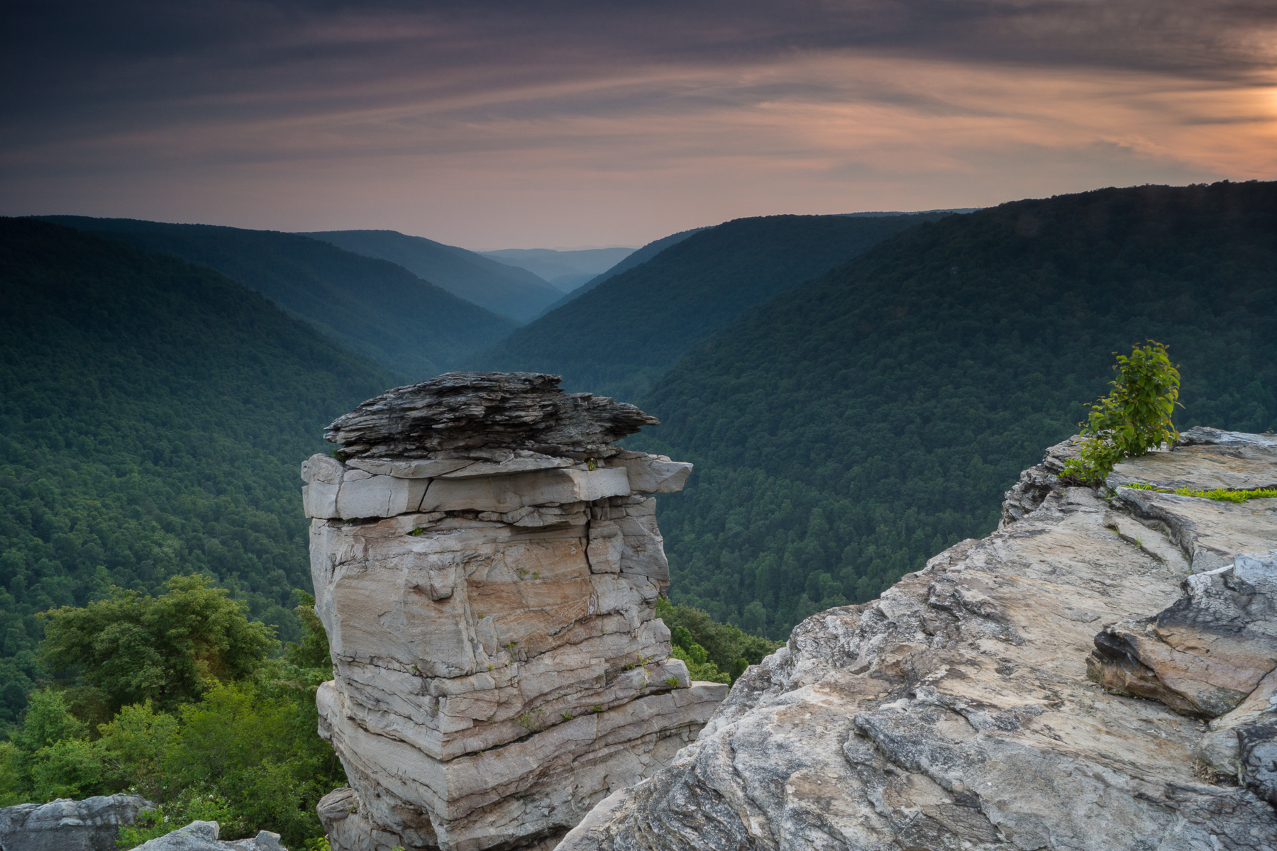 Lindy Point, WV