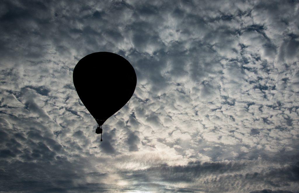 Balloon Silhoutte