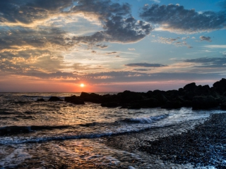 Sunrise at Elberon