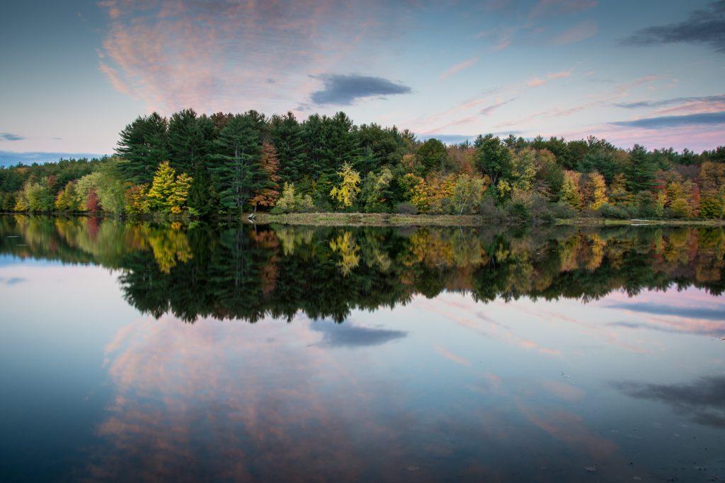 New Hampshire Sunset II