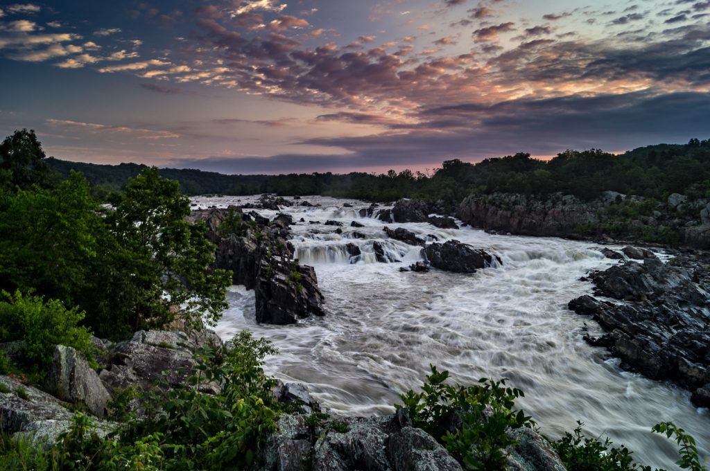 Great Falls Sunrise