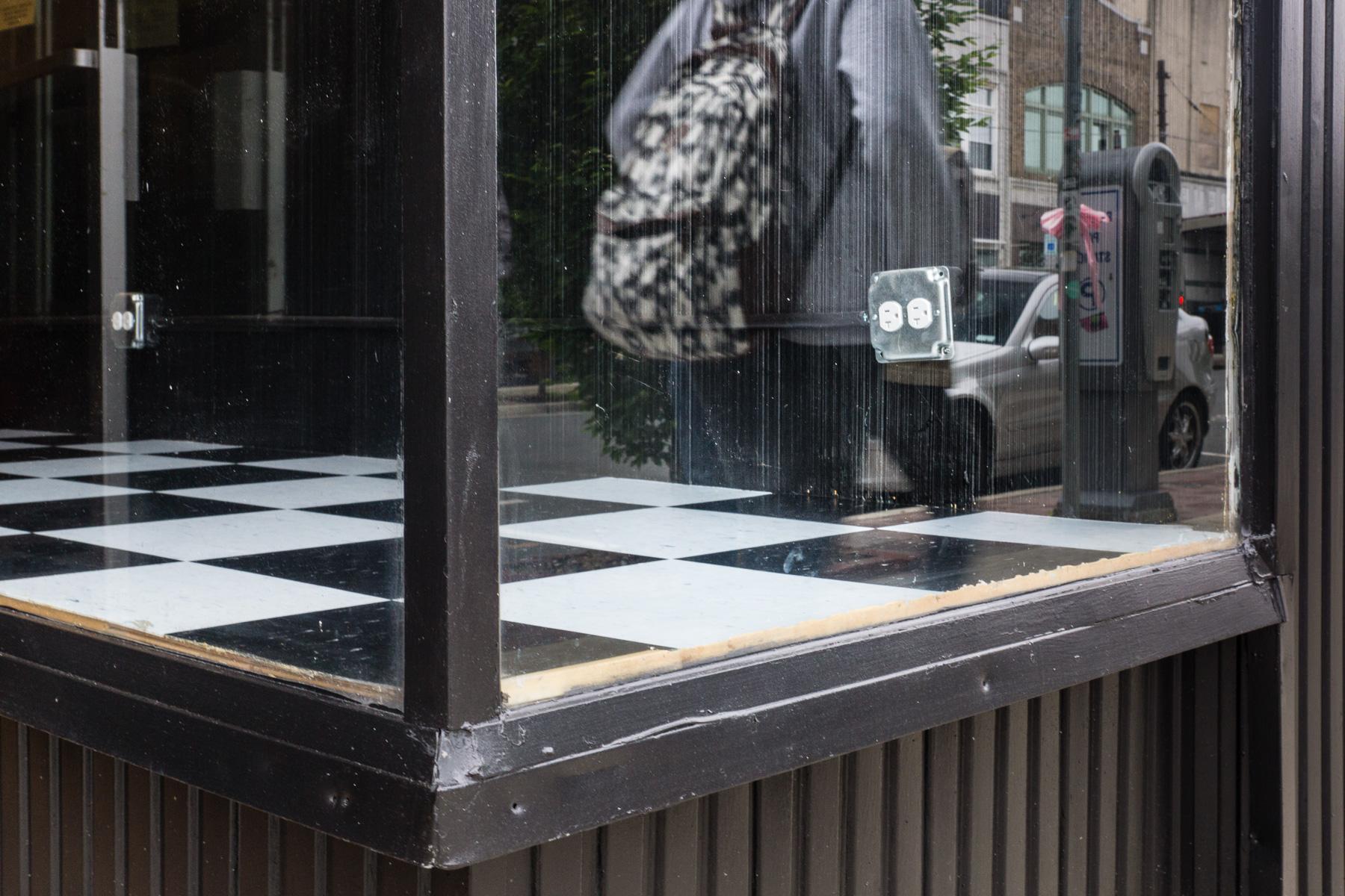 Window Reflection II