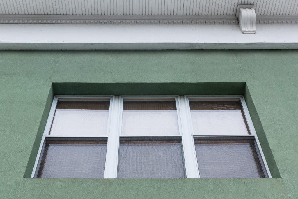 Window on Green
