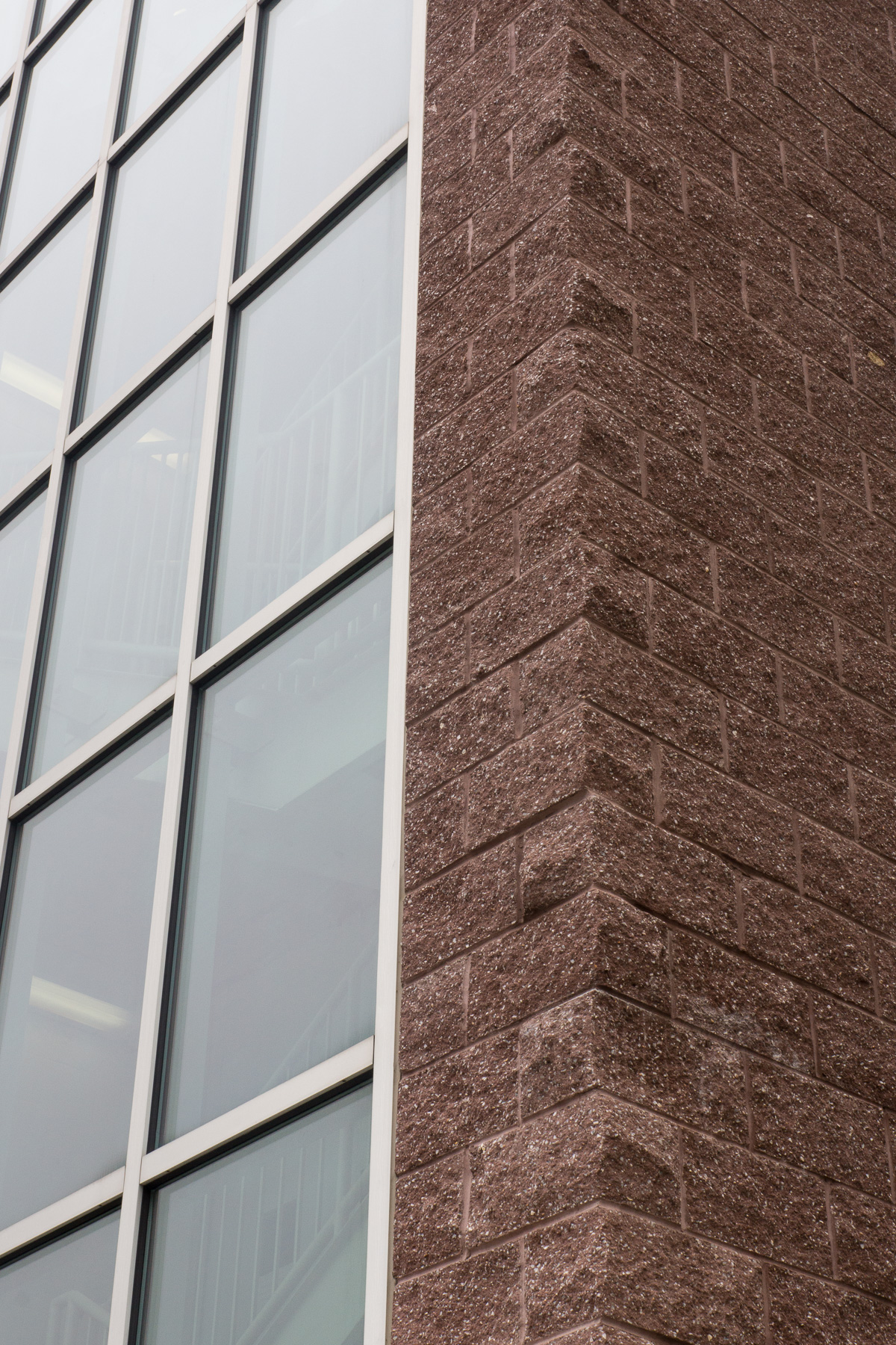 Glass and Brick