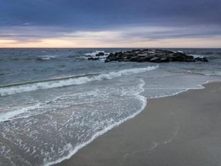 Deal Beach Lines