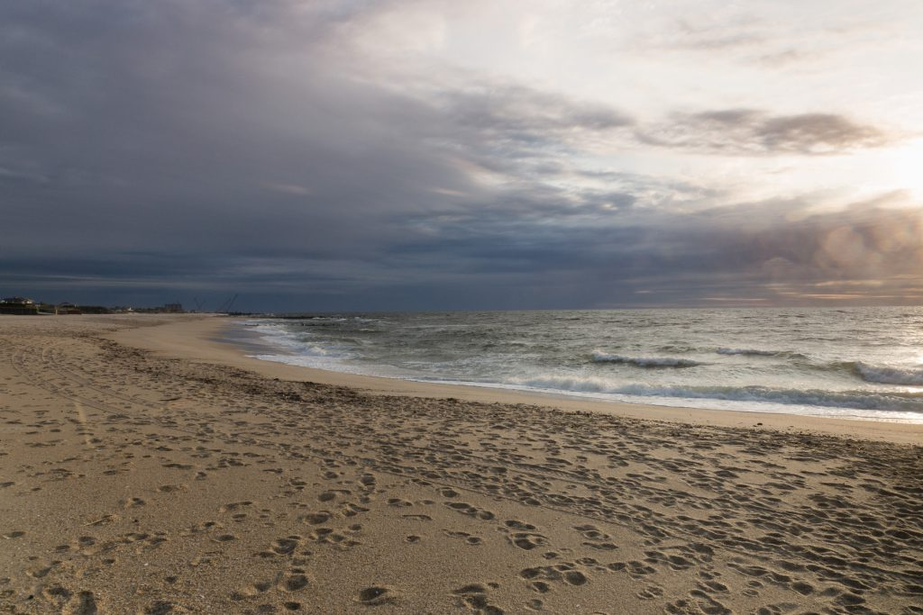 Morning on the Coast