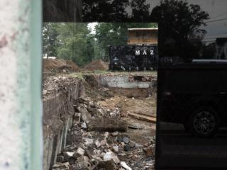 Frame Demolition