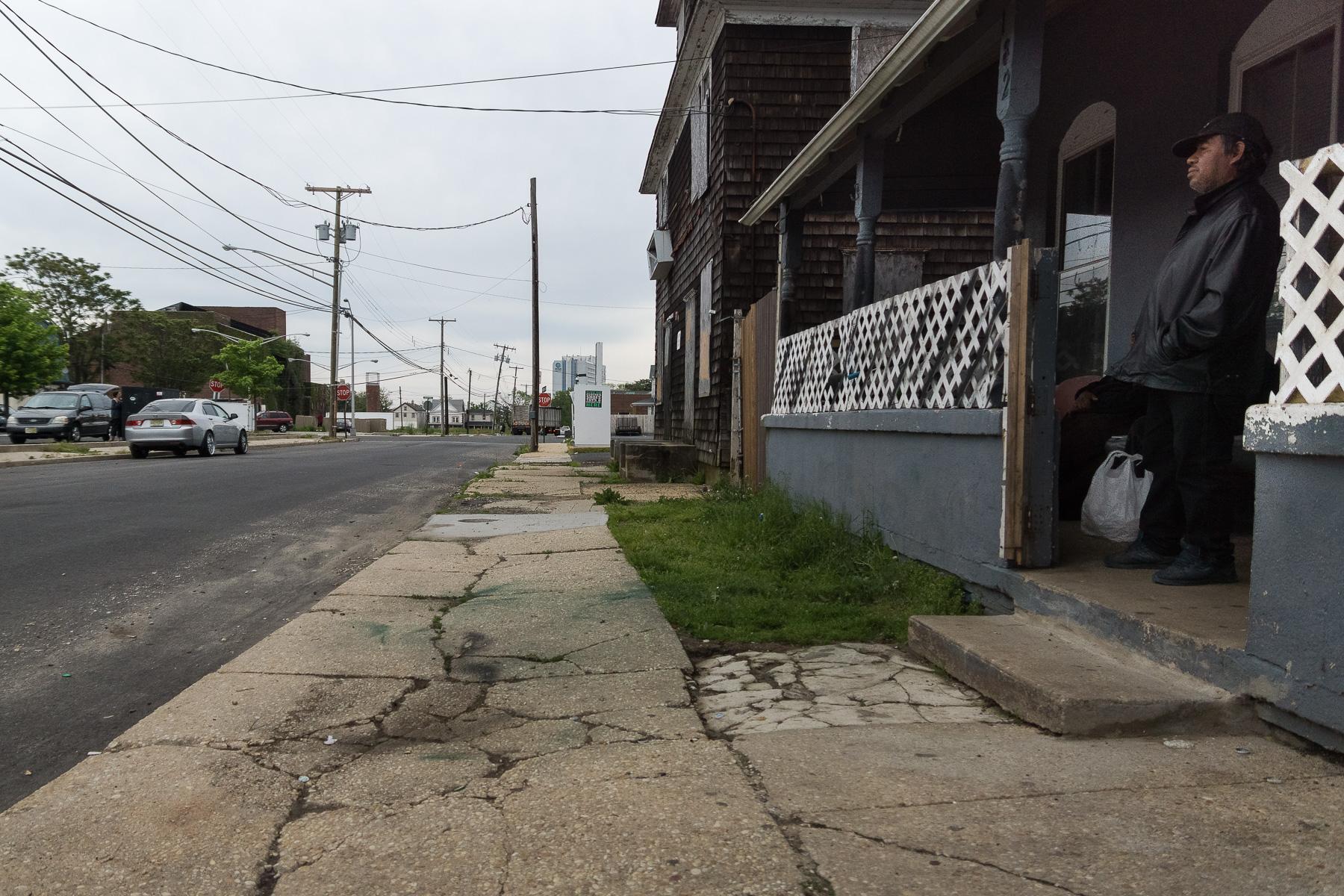 Street in Long Branch